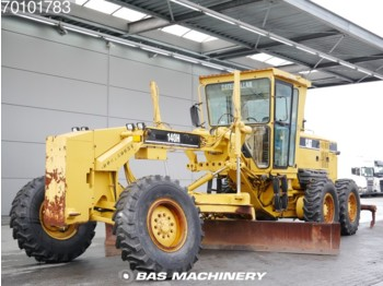 Caterpillar 140H Pushblock and Ripper - greder