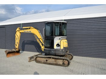 NEW HOLLAND E35.2SR - mini bager