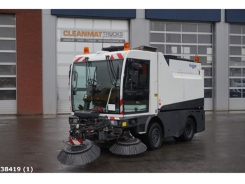 Schmidt CleanGo Compact 400 with 3-rd brush - pometač