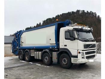 Volvo FM480 - SOON EXPECTED - 8X4 NORBA HUB BREDUCTION  - smetarski tovornjak
