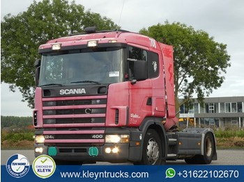 Scania R124.400 cr19 manual - vlačilec