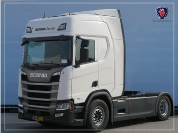 Scania R450 A4X2NB | 8T | FULL AIR | NEW GENERATION | DIFF | NAVIGATION - vlačilec