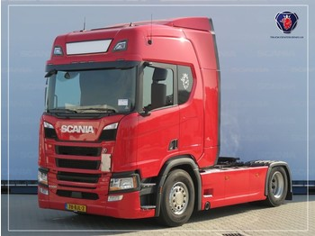 Scania R500 A4X2NA | NEW GENERATION | PTO | NAVIGATION - vlačilec